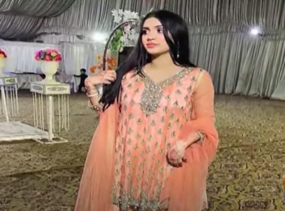 <p>Mayra Zulfiqar had gone to Pakistan two month ago to attend a wedding</p>