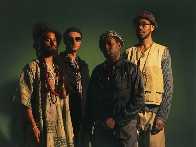 <p>Sons of Kemet: 'There's only so much change you can have when a police officer looks at you like you're a criminal'</p>