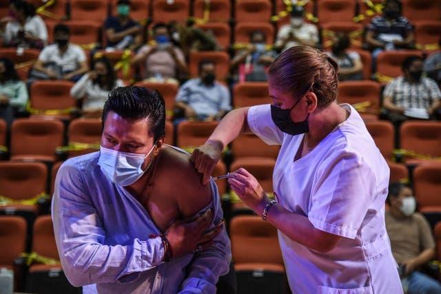 <p>Esta cantidad es la menor cifra desde el 26 de abril de 2020, cuando se reportó la muerte de 46 pacientes por coronavirus</p>