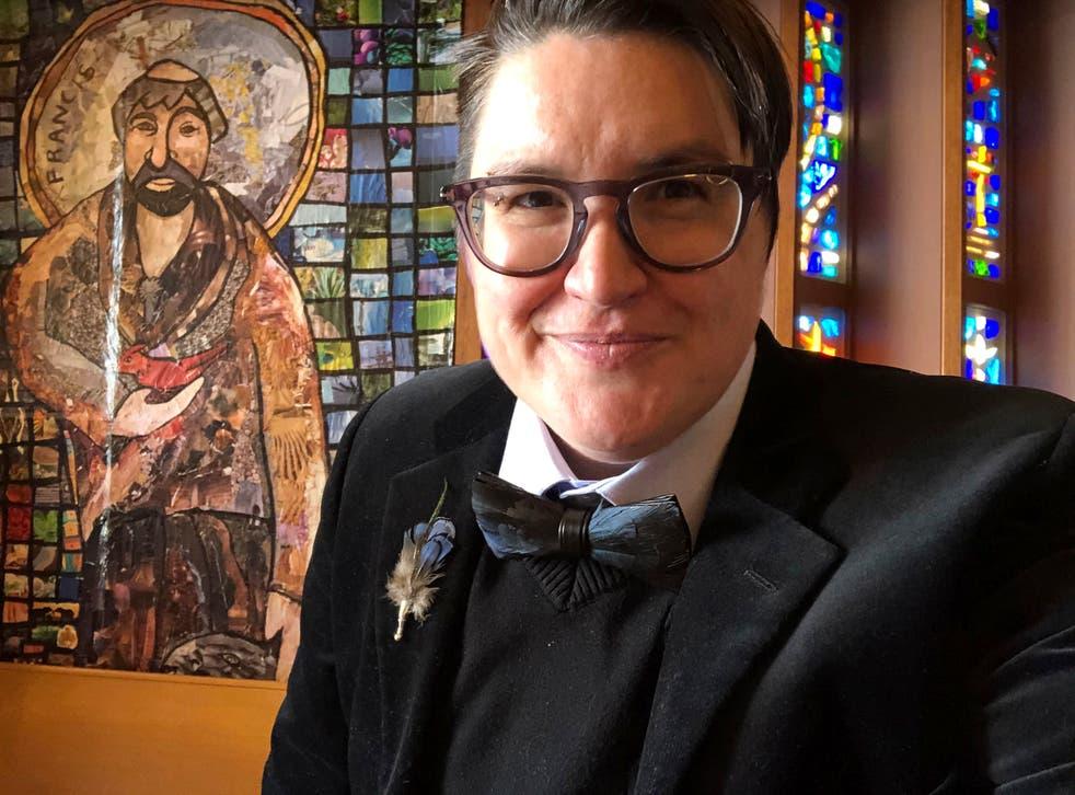 Transgender Bishop