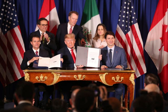 Mexico US Labor Complaint