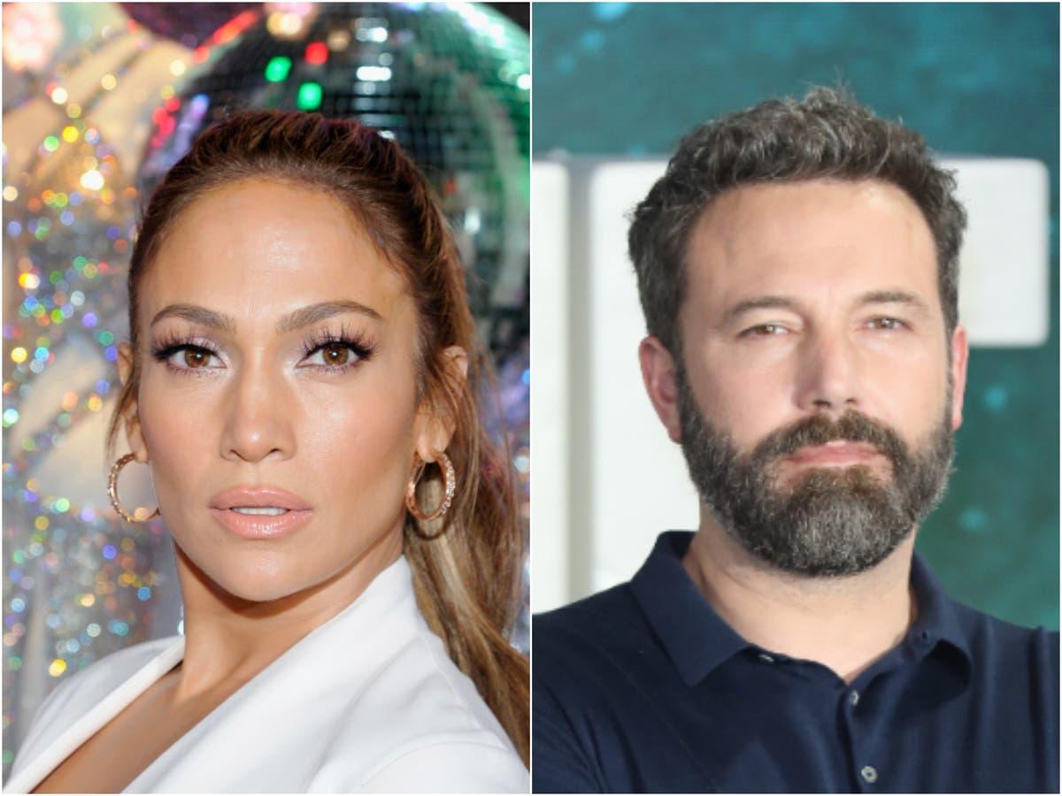 Jennifer Lopez and Ben Affleck 'intense reunion' sends ...