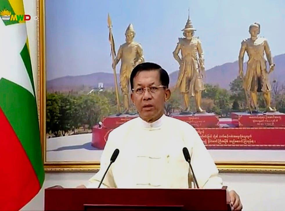 ASI-GEN MYANMAR-100 DIAS