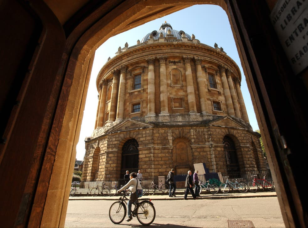 <p>One in six  students admitted to Oxford last year were from the most socio-economically disadvantaged areas</p>