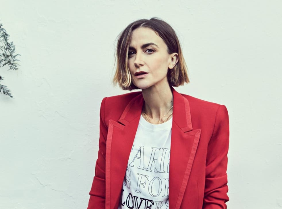 <p>Katherine Kelly, who is starring in ITV's Innocent, luckily hasn't experienced most of what her characters have been through</p>