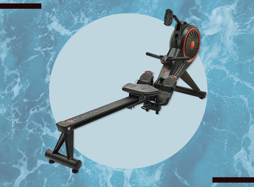 <p>Why row in a gym when you can row from your living room?</p>