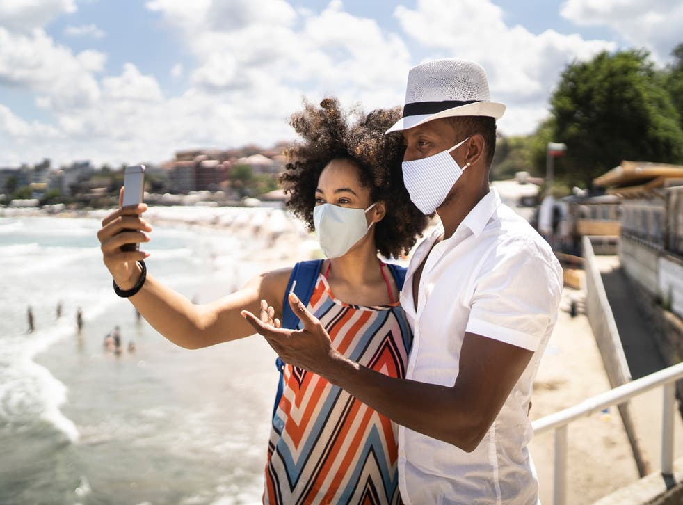 Will your summer holiday destination require you to wear a face mask?