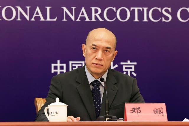 China Drugs Ban