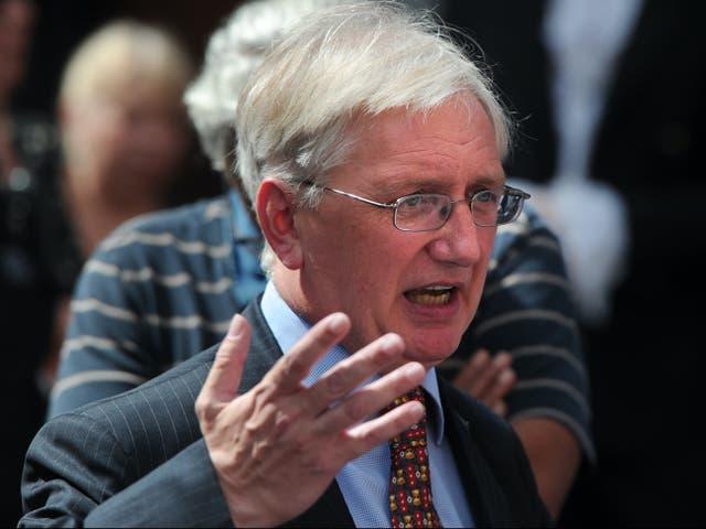 Craig Murray, former British ambassador to Uzbekistan