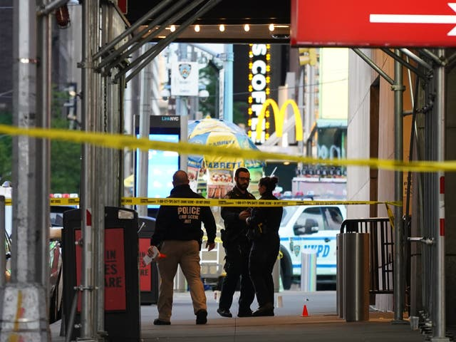 <p>A four-year-old girl and her mother were shot while out shopping for toys last weekend</p>