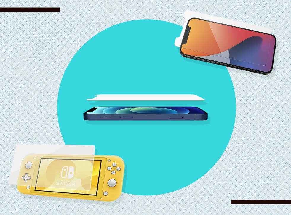 <p>Avoid unsightly scuffs with a scratch-resistant screen protector</p>