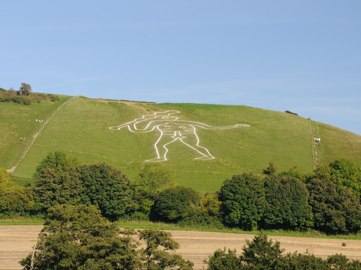 Cerne Abbas Giant: Why the Anglo-Saxons created England's most macho hillside chalk figure