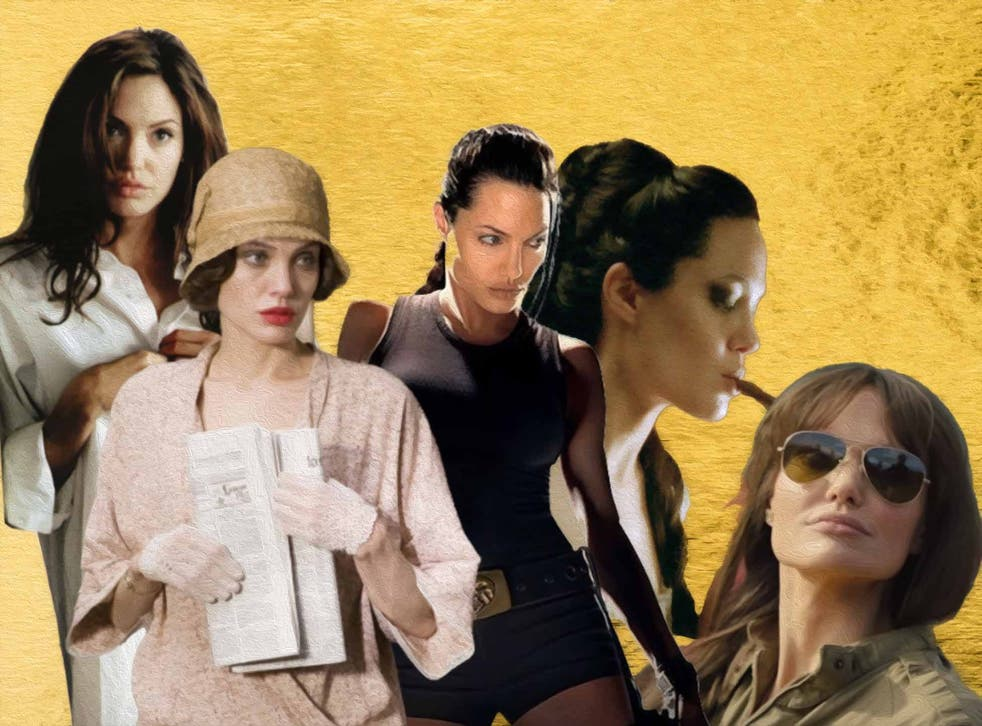 <p>Angelina Jolie in Changeling (2008)</p>