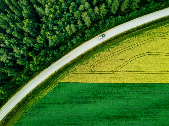 One third of the earth's land surface has changed usage over last 60 years
