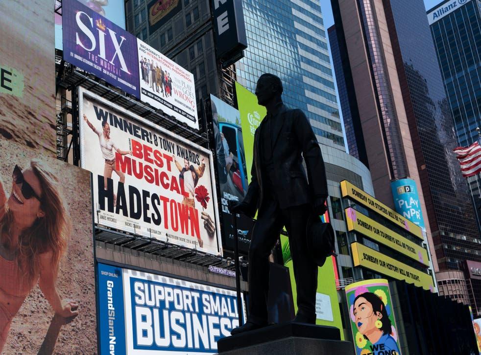 Virus Outbreak Broadway
