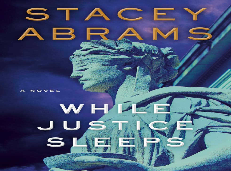Book Review - While Justice Sleeps