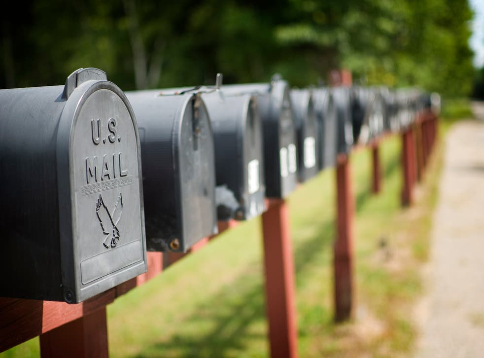 <p>Have you found any unexpected items in your mailbox recently?</p>