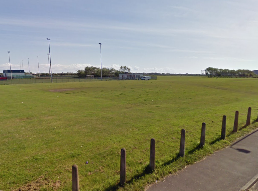 Common Edge Football Pitches in Blackpool