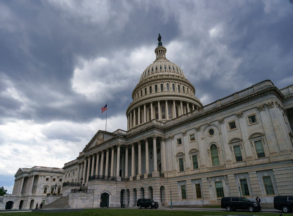 <p>After months of discussion, two congressmen have agree on a bill to establish a 9/11-style commission to study the 6 January Capitol riot</p>