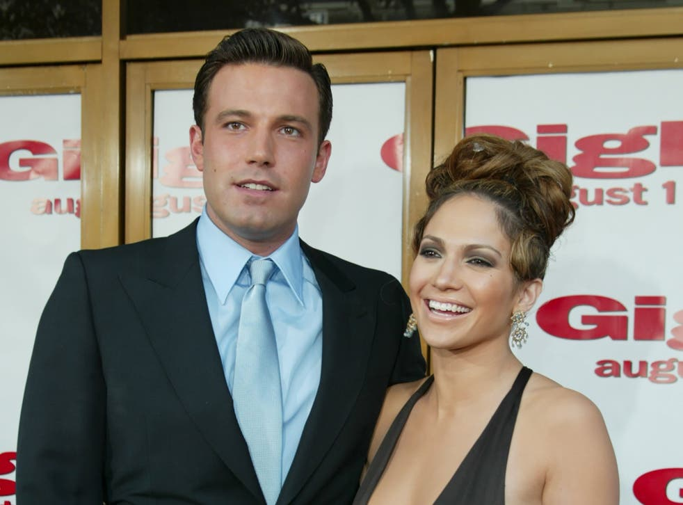 <p> 'Bennifer' received intense media attention in the early 2000s</p>