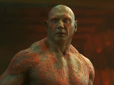 Guardians of the Galaxy star Dave Bautista says Marvel 'dropped the ball' with Drax