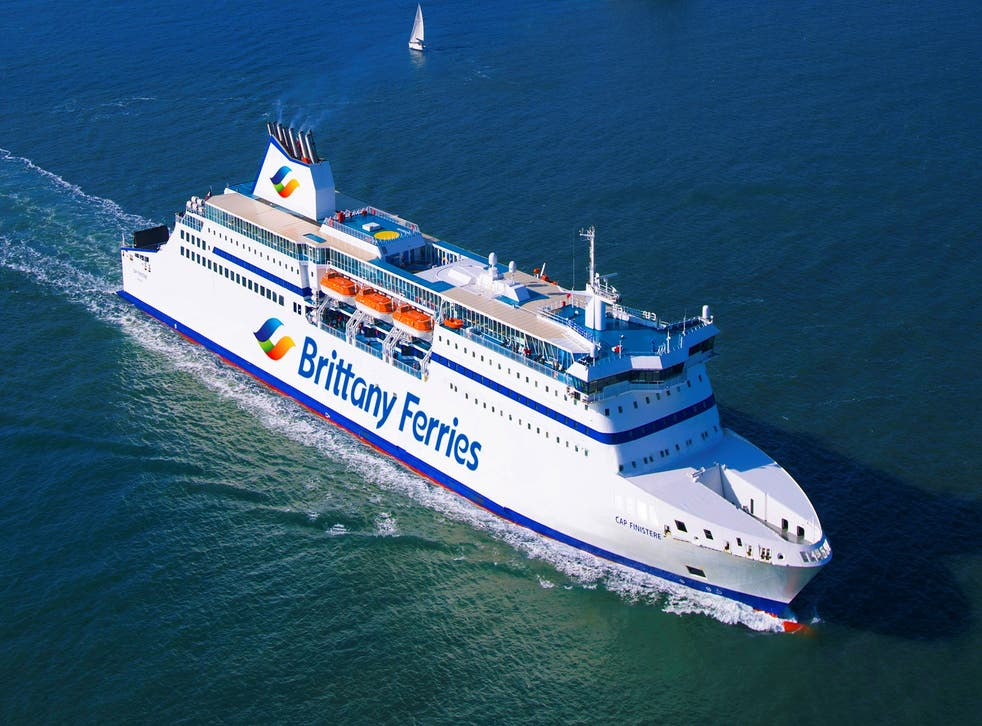 Portugal bound? Cap Finistère, the ship that may be used for a new route from the UK