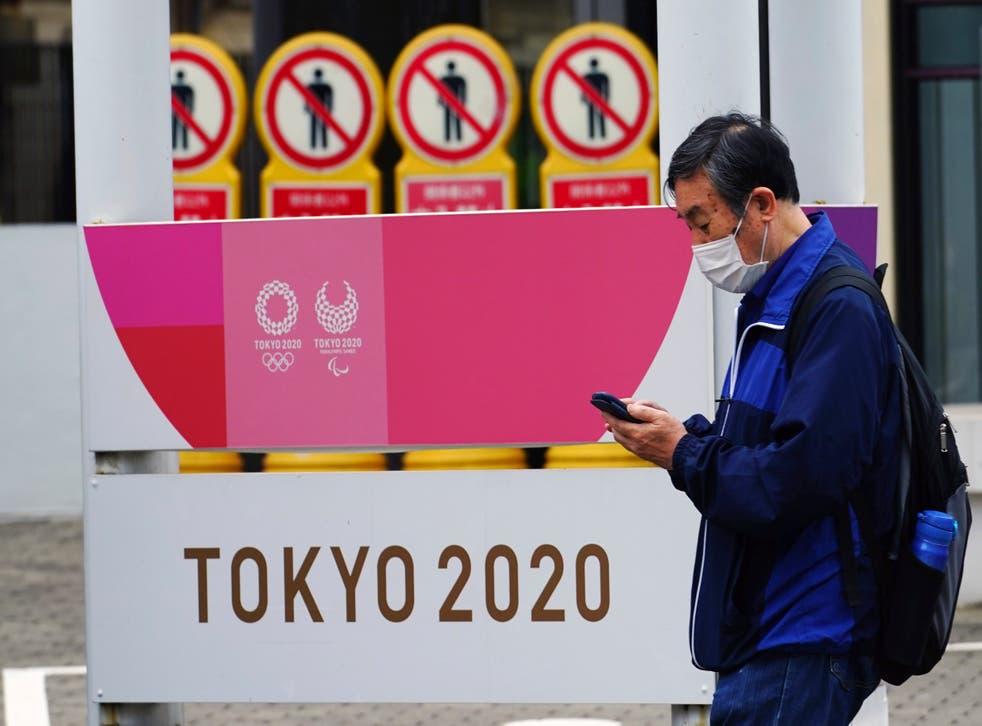 CORONAVIRUS-TOKIO 2020