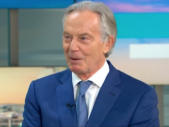 <p>Tony Blair: in from the cold?</p>