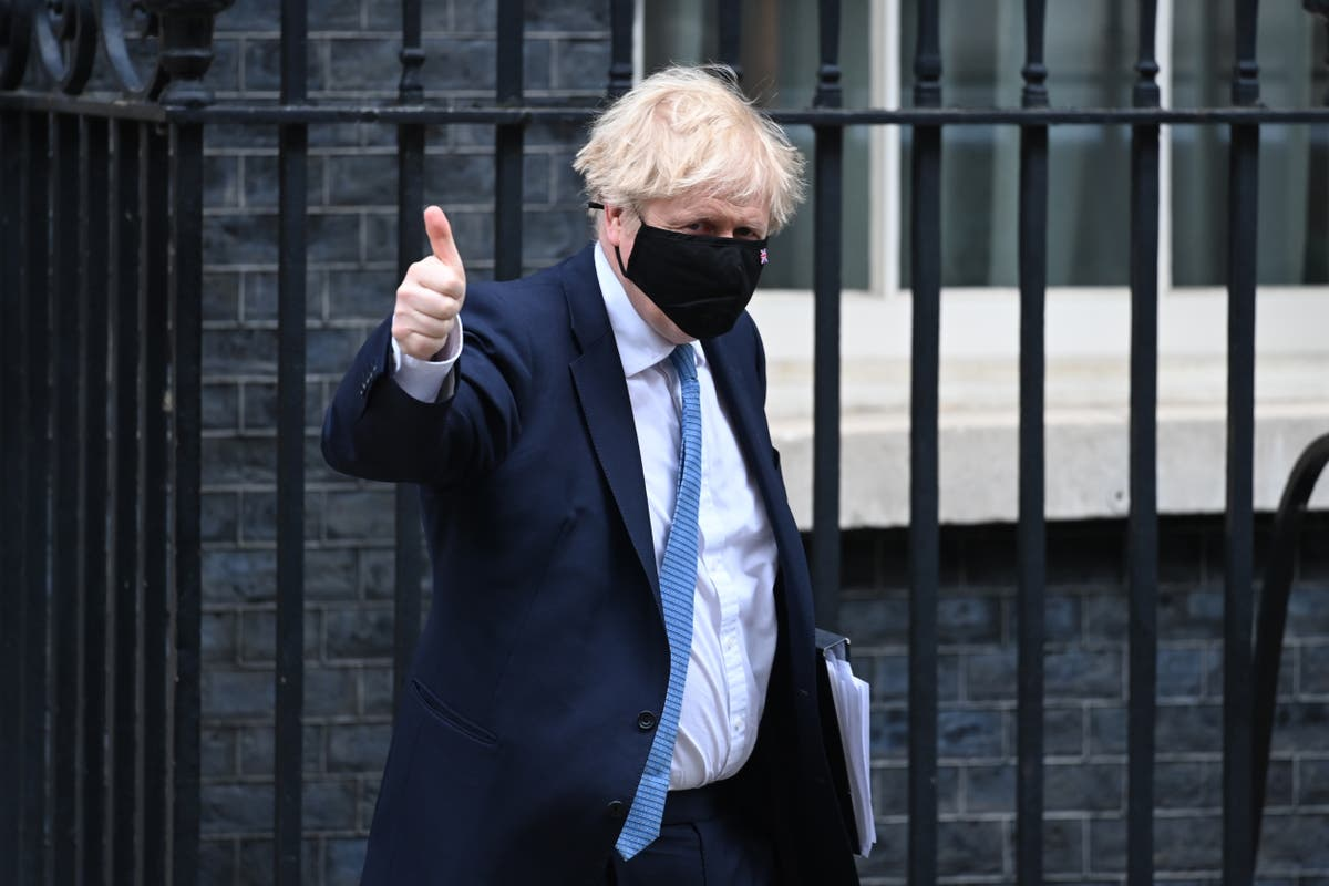 Boris Johnson to challenge court order against him for unpaid debt of £535