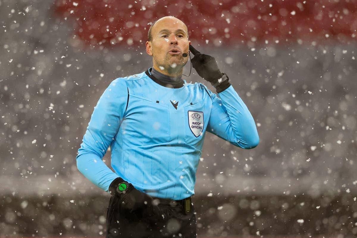Champions League final referee announced as Mateu Lahoz ...