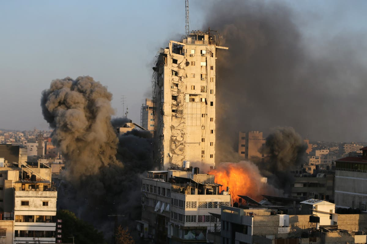 Fears grow over Israel-Gaza conflict escalating as UN warns of 'all out war'