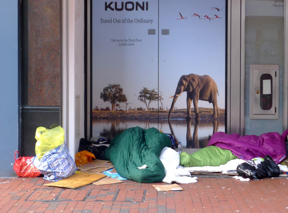 Councils have predicted a surge in homelessness