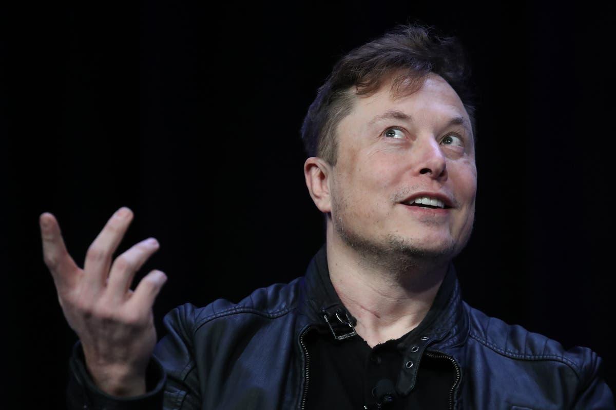 Elon Musk hints Tesla has dumped Bitcoin holdings - The Independent