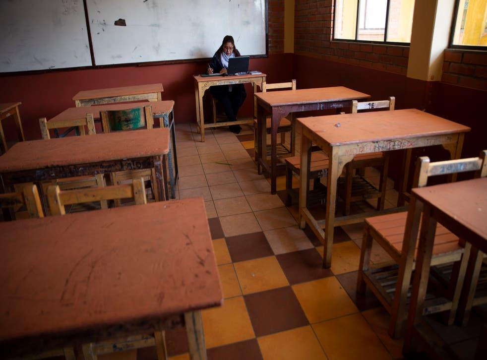 BOLIVIA-EDUCACIÓN