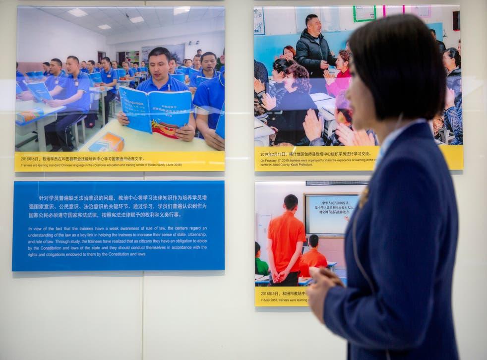 China UN Uyghurs