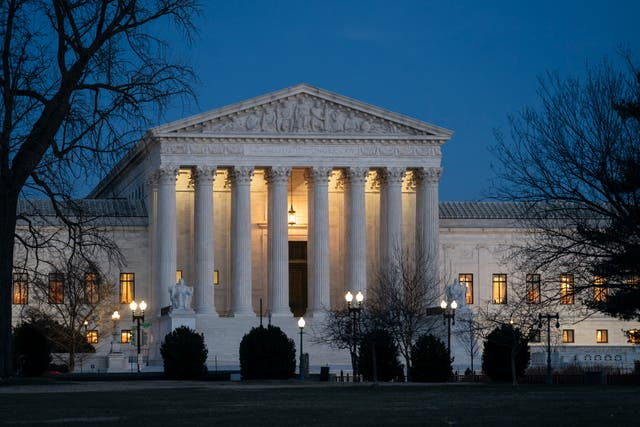 Supreme Court N-Word