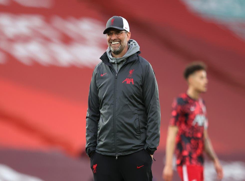 Klopp has said Liverpool are not targeting big transfers