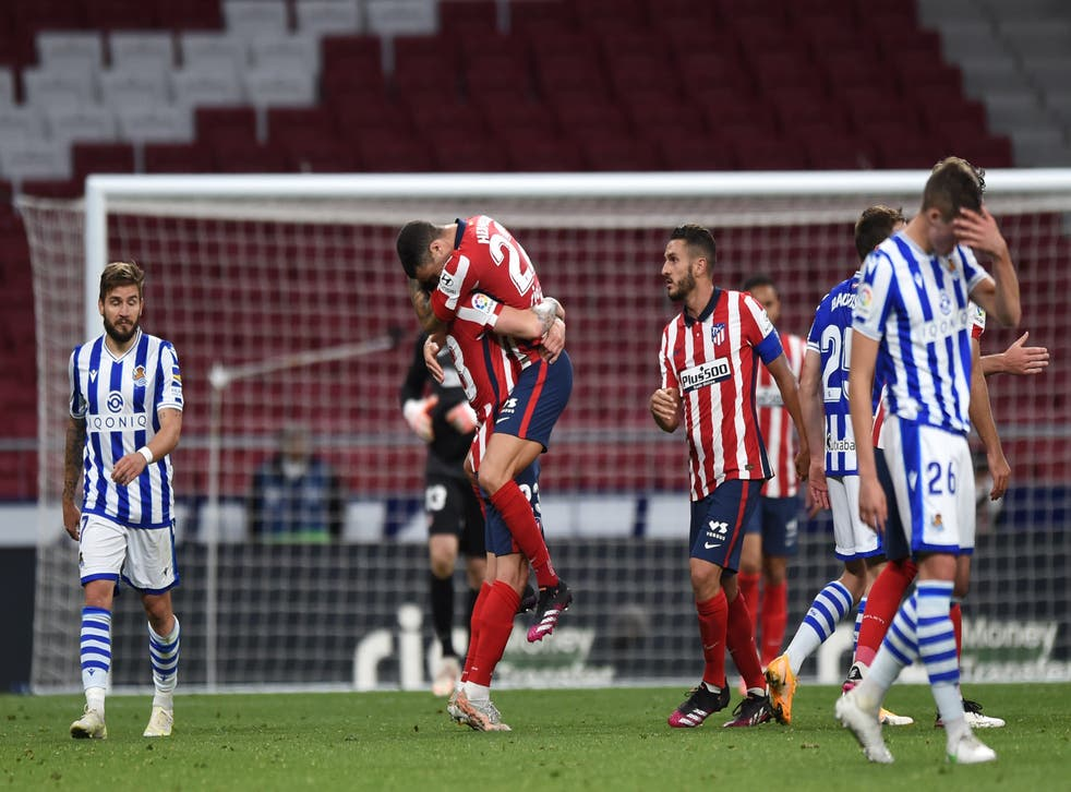 Atletico have the La Liga title in their sights