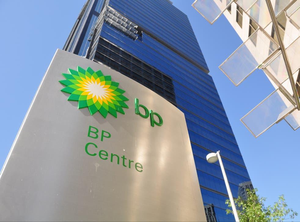 BP set a net-zero target for 2050 or sooner last year