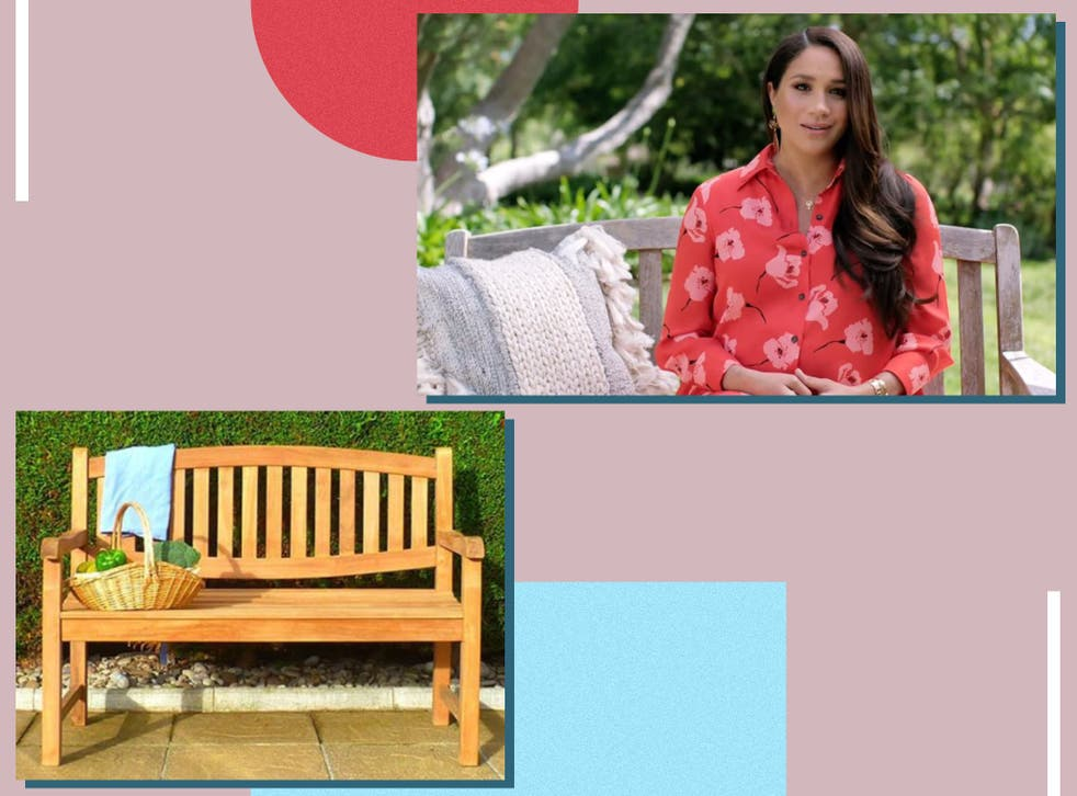 <p>Could it be the titular 'bench' of Meghan's new children's book?</p>