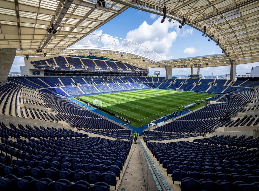 <p>The safe capacity of the Estadio do Dragao will be decided by Portuguese authorities</p>