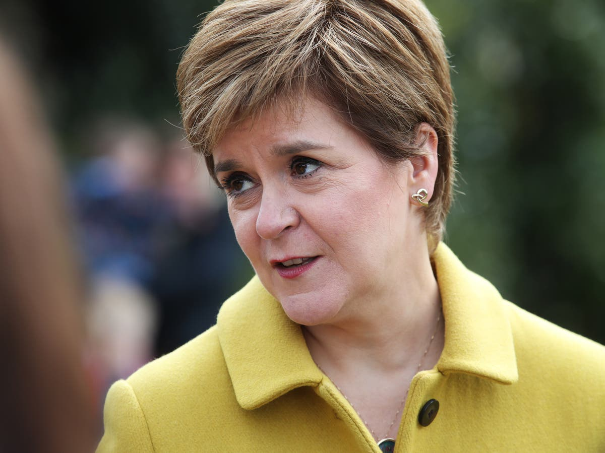 SNP's independence referendum bid now in the hands of lawyers, says Tory minister