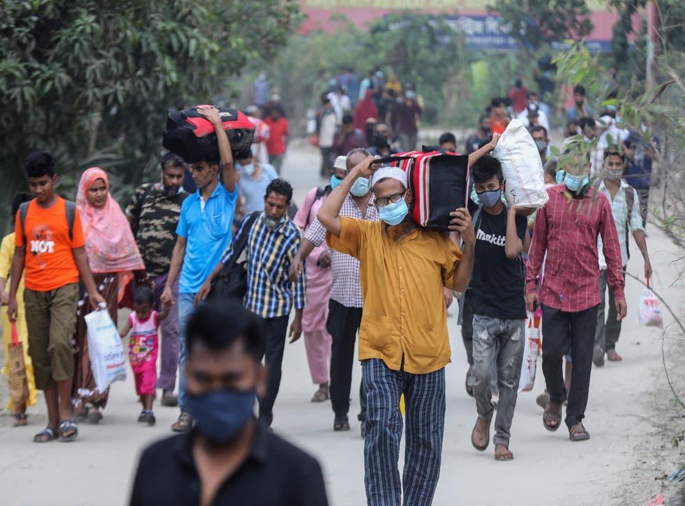 Bangladesh Eid Travel