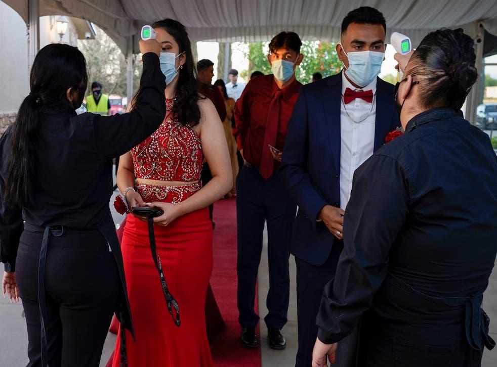 Virus Outbreak Proms
