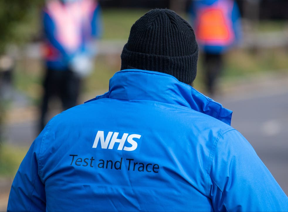 <p>Thousands of clinical staff are to lose their jobs at the test and trace service</p>