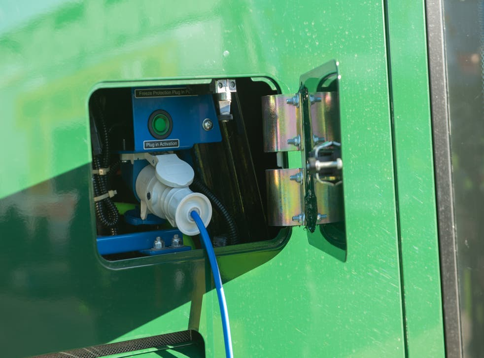 Hydrogen could one day play a key role in powering our transport