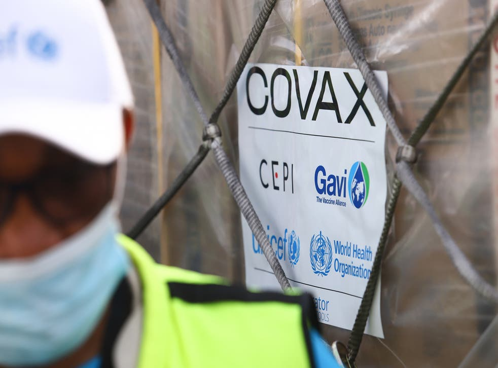 <p>Covax has shipped only 60 million doses. This is less than a quarter of the number administered in the US </p>