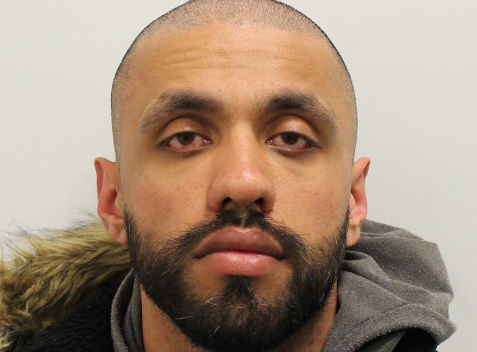 Former Met PC Kashif Mahmood has been jailed for eight years