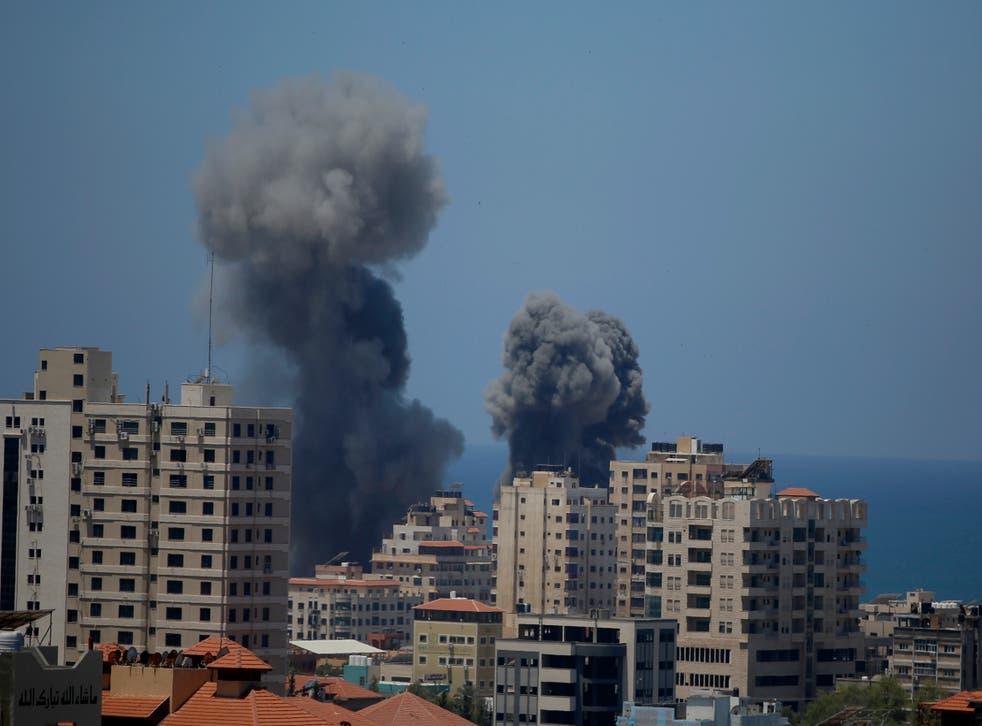 GAZA AL LIMITE