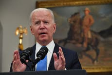 Biden warns gas companies not to price-gouge drivers as Colonial Pipeline comes back on stream